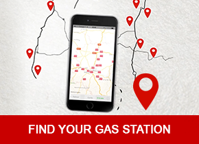 find gas station