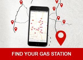 find gas station