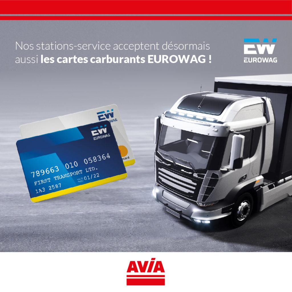 AVIA-Eurowag