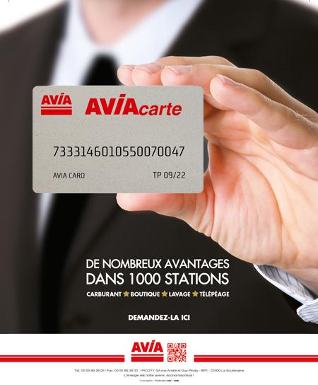 Avia Carte