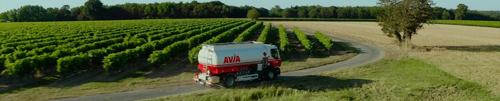 Livraison Fioul - Avia France